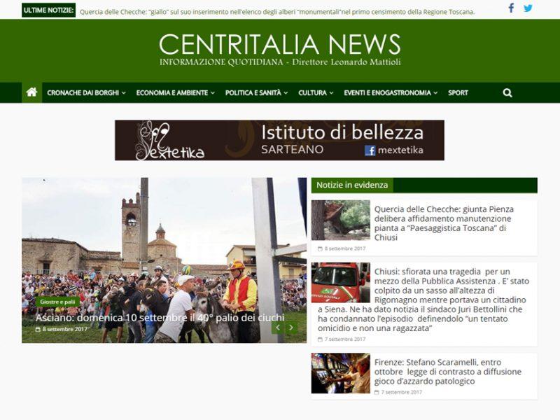 Centritalia News