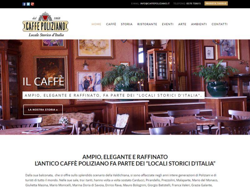 Caffè Poliziano, Montepulciano