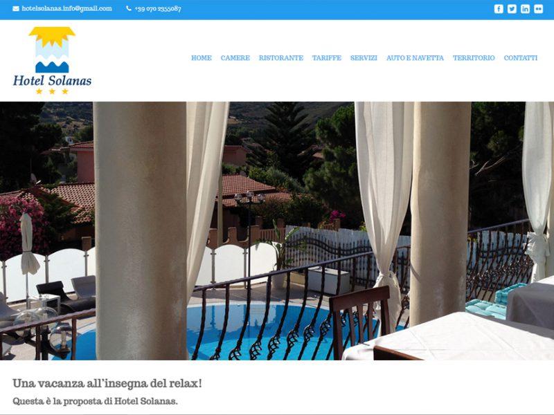 Hotel Solanas, Solanas