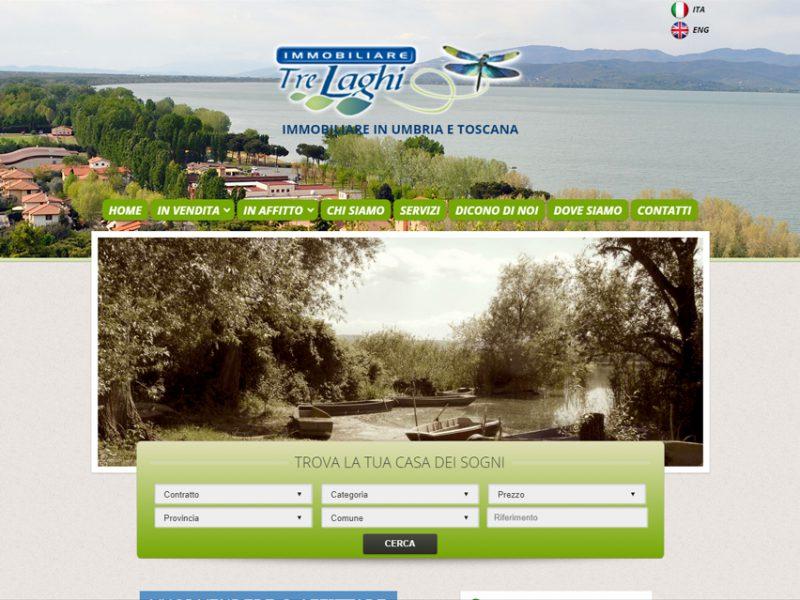 Agenzia Immobiliare Tre Laghi, Castiglione del Lago