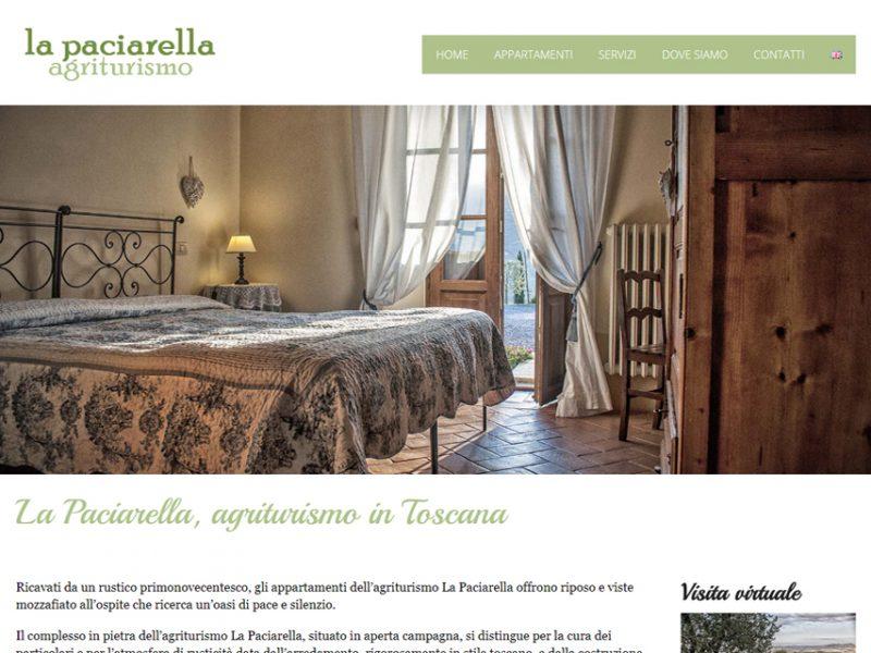 Agriturismo La Paciarella, Castiglion d'Orcia