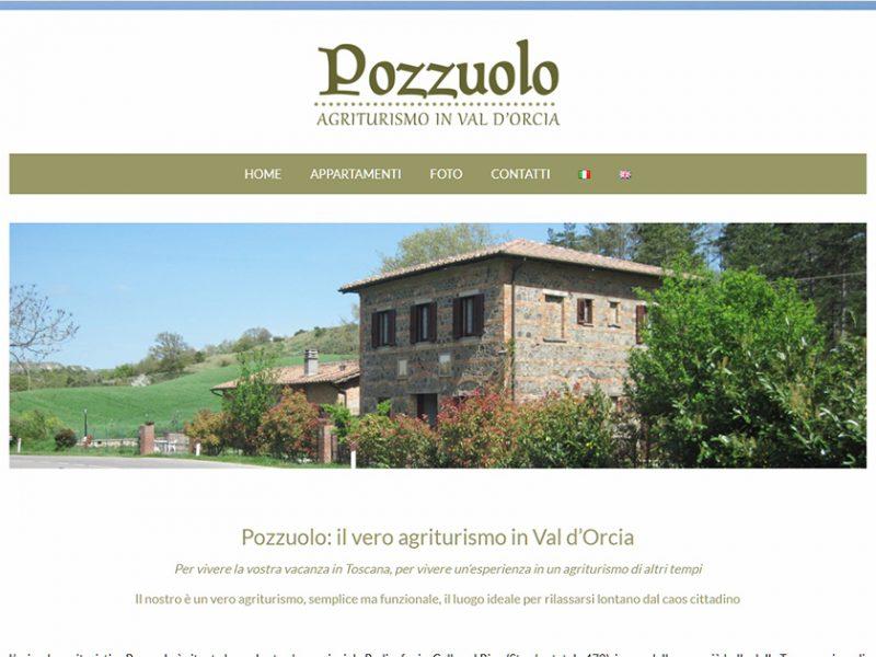 Agriturismo Pozzuolo, Radicofani