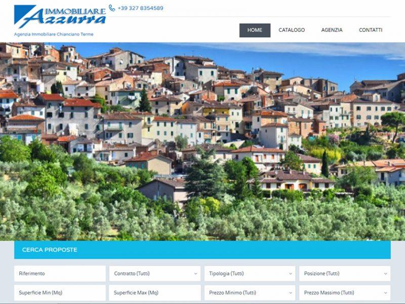 Agenzia Immobiliare Azzurra, Chianciano Terme