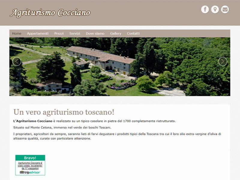 Agriturismo Cocciano, Cetona