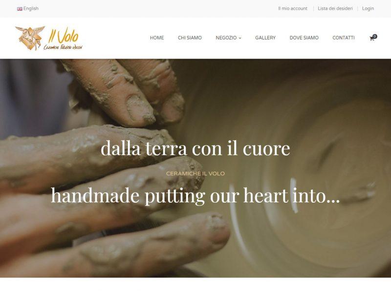 Ceramiche Il Volo, Sarteano