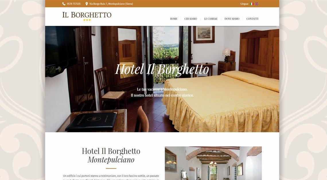 Hotel Il Borghetto, Montepulciano