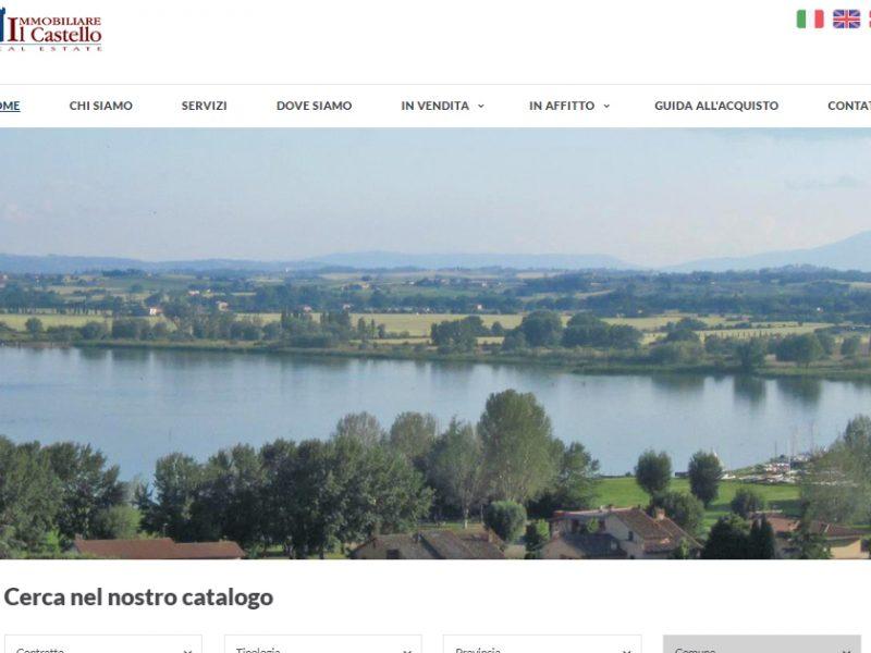 Agenzia Immobiliare Il Castello, Castiglione del Lago