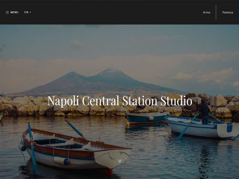 Napoli Central Station Studio, Napoli