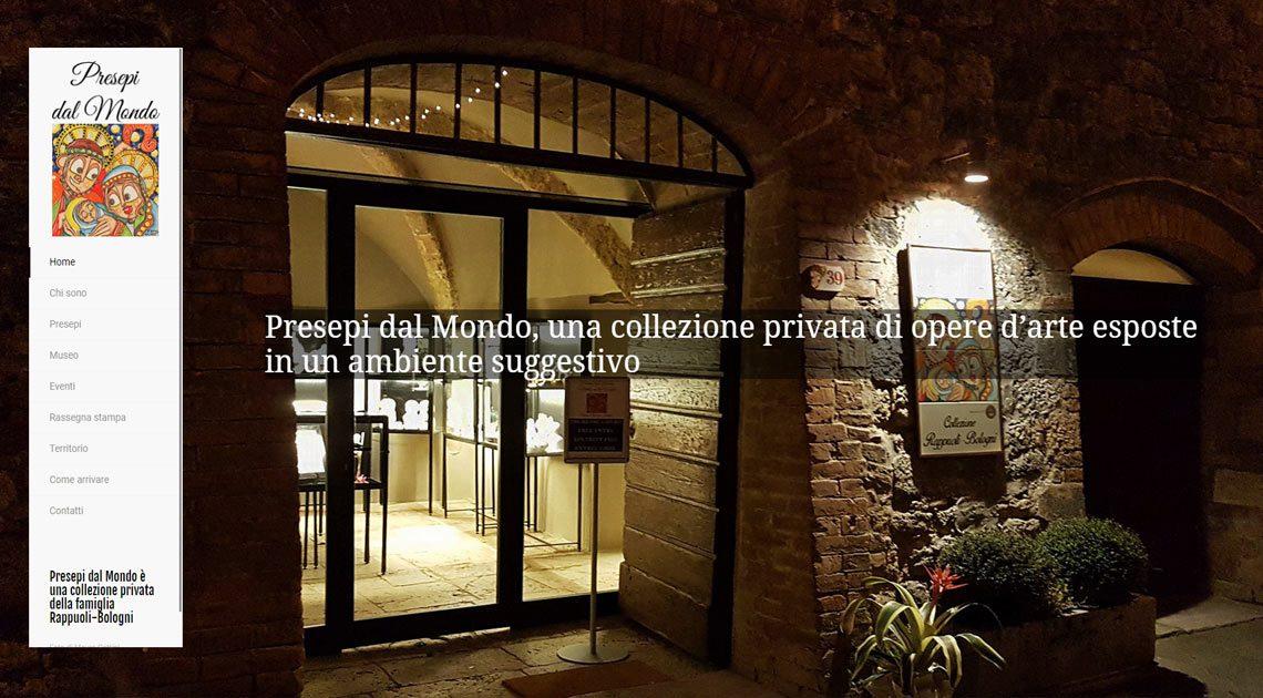 Museo Presepi dal Mondo, Sarteano