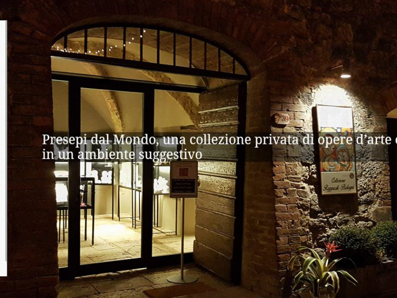Museo Presepi dal Mondo