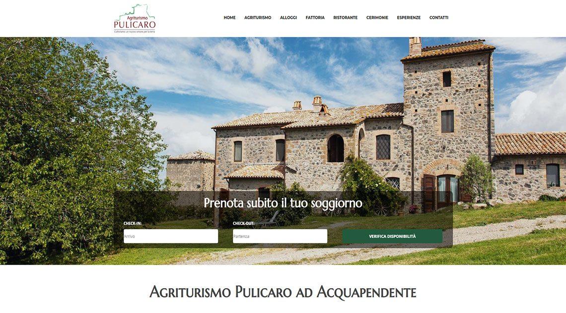 Agriturismo Pulicaro, Acquapendente