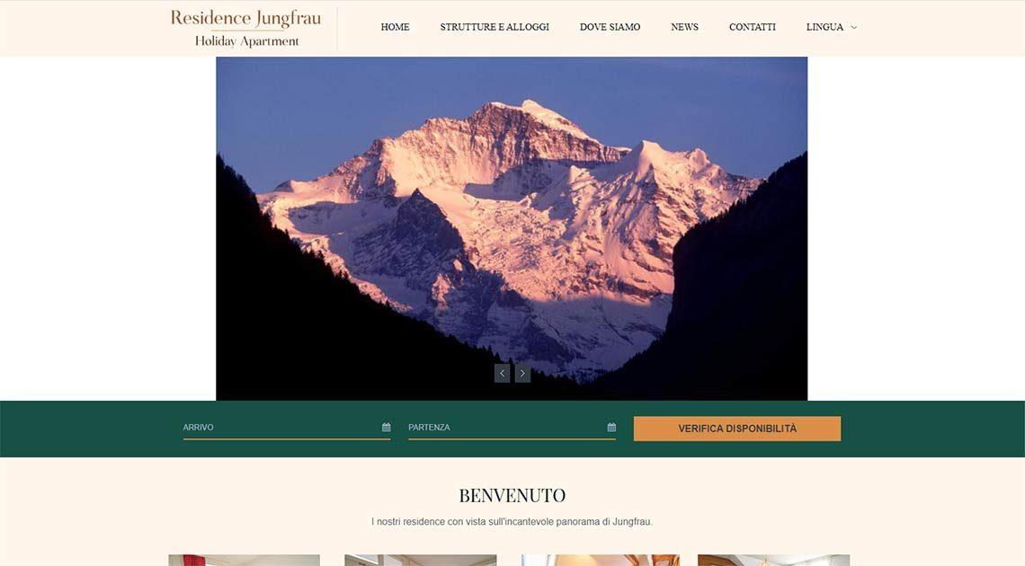 Residence Jungfrau, Jungfrau