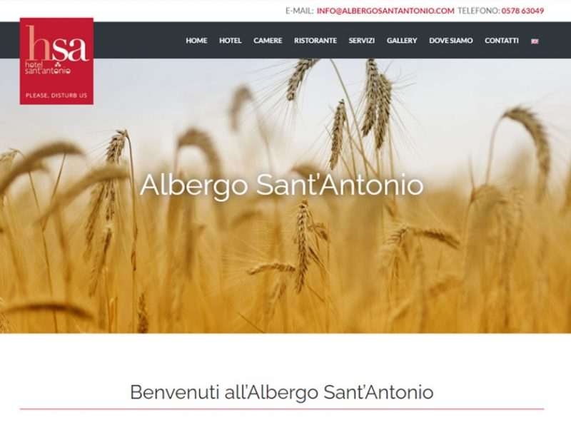 Albergo Sant'Antonio, Chianciano Terme