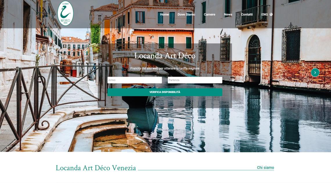 Locanda Art Déco, Venezia