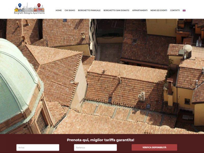 Borgetti Bologna Apartments, Bologna
