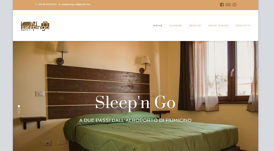 Sleep'n Go Hotel, Fiumicino