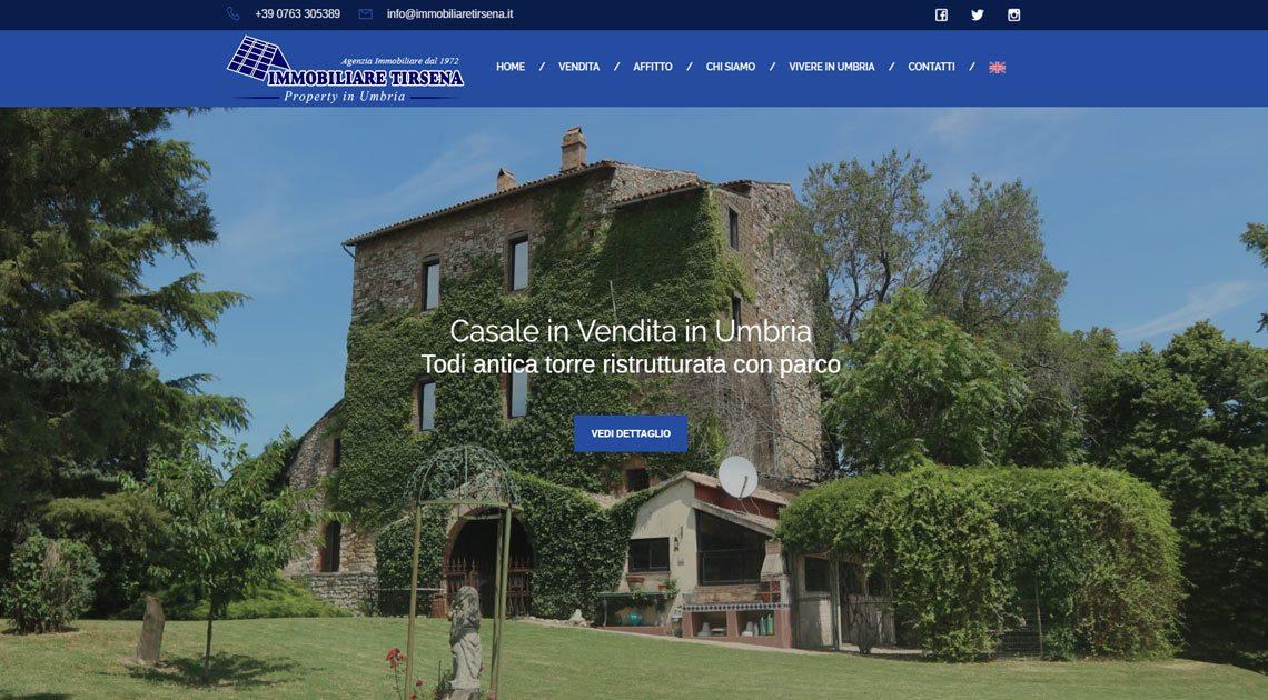 Agenzia Immobiliare Tirsena, Orvieto